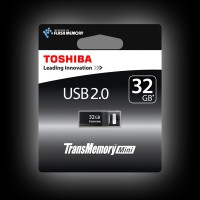 Toshiba MINI-USB St.TransMemory Mini 32GB