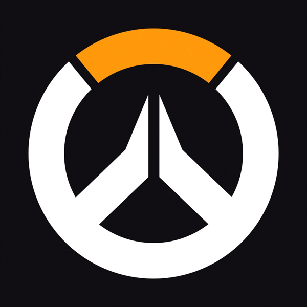 ABYstyle Overwatch Logo M (ABYTEX532M) фото