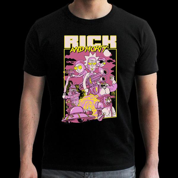 ABYstyle Rick and Morty Movie XL (ABYTEX456XL) купить