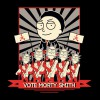 ABYstyle Rick and Morty Vote Morty L (ABYTEX506L) - изображение №1