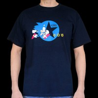 ABYstyle Sonic Running XXL (ABYTEX266XXL)