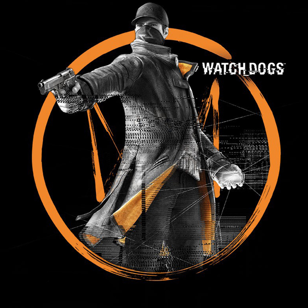 ABYstyle Watch Dogs Fox Tag L (ABYTEX271L) фото