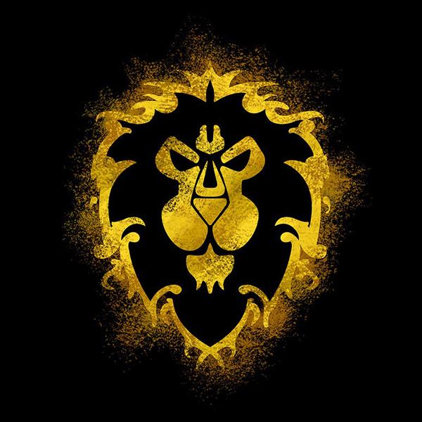 ABYStyle World of Warcraft Alliance XXL (ABYTEX442XXL) фото