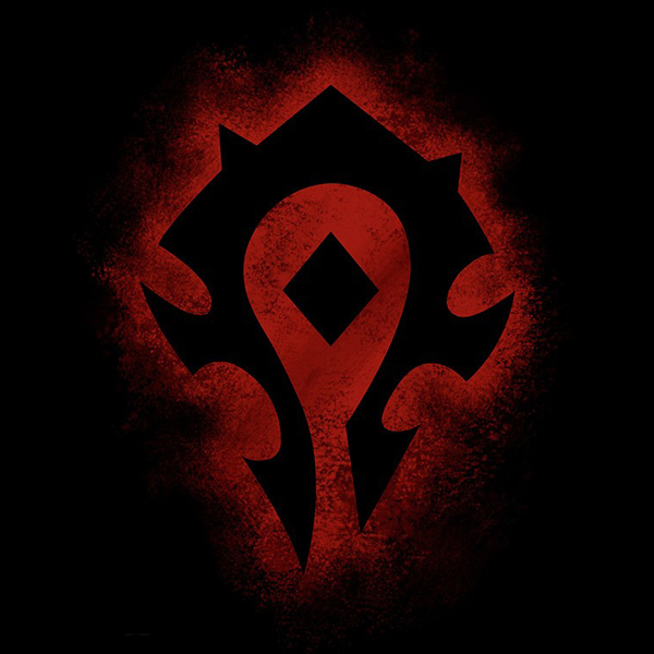 ABYstyle World of Warcraft Horde L (ABYTEX441L) фото