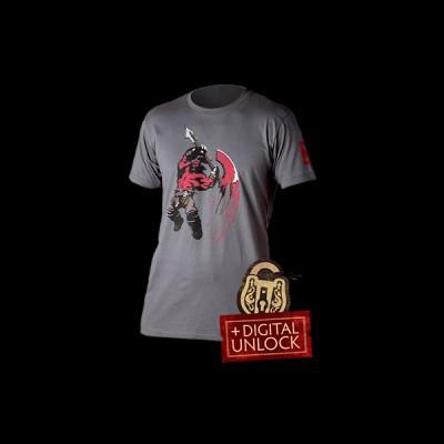 Dota 2 Axe T-shirt XXL купить