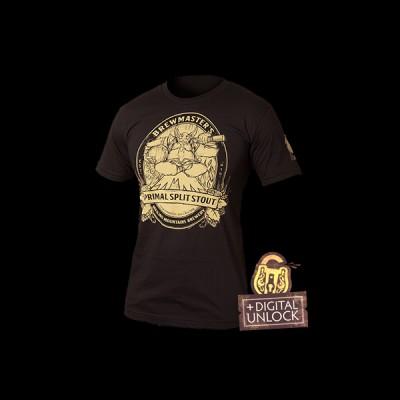 Dota 2 Brewmaster Primal Split Stout T-shirt XXL купить