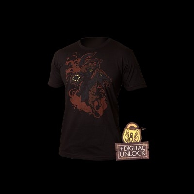 Dota 2 Chaos Knight T-shirt XL купить