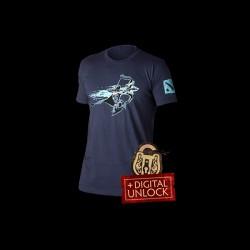 Dota 2 Drow Ranger T-Shirt L
