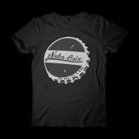 Fallout - Black Nuka-Cola L (TS201605FOT-L)