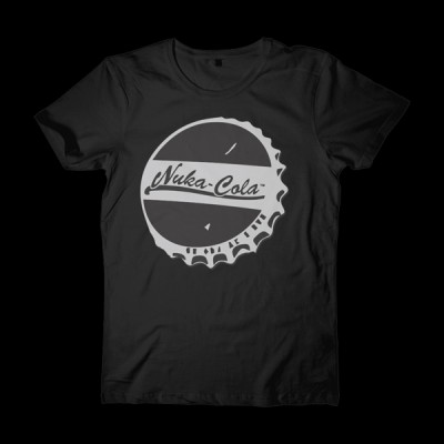 Fallout - Black Nuka-Cola M (TS201605FOT-M) купить