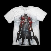 Bloodborne T-shirt Hunter Street L