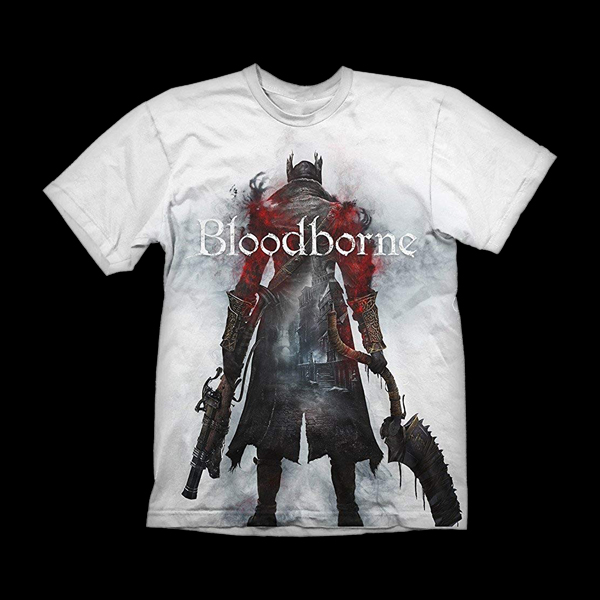 Bloodborne T-shirt Hunter Street