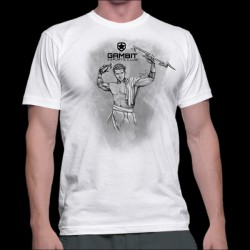 Gambit Zeus The Thunderer T-Shirt Men XS