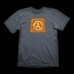 """Half Life """"Lambda Logo"""" T-Shirt L"""
