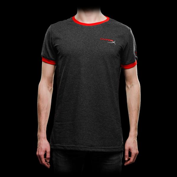 HyperX Gray T-Shirt L купить
