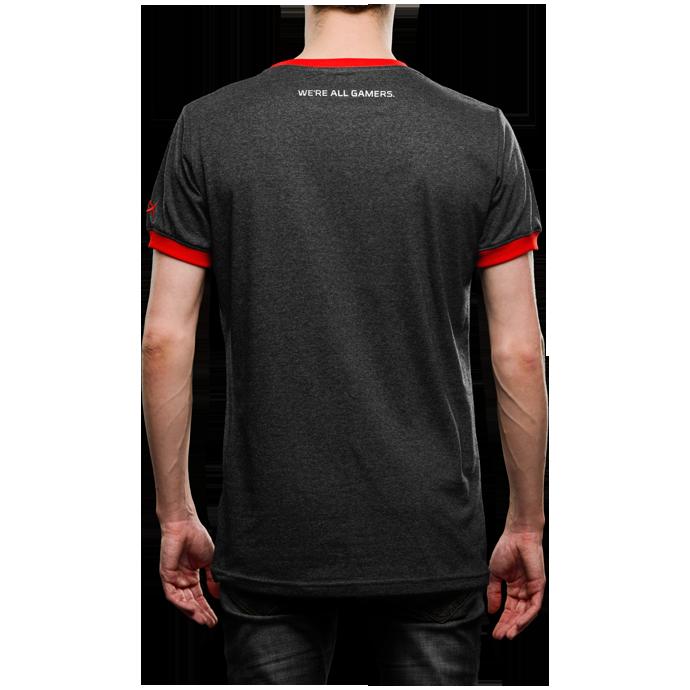 HyperX Gray T-Shirt S фото