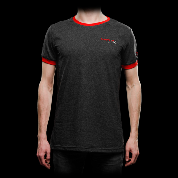 HyperX Gray T-Shirt XL купить