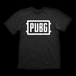 "PUBG ""Logo"" T-shirt L"