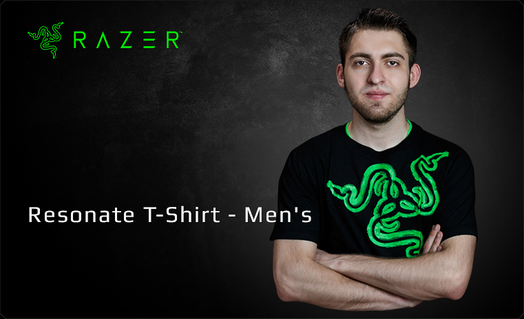 Razer Resonate, Men S (RGF5M01S2H-01-04SM)