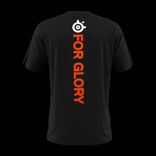 SteelSeries T-Shirt For Glory S фото