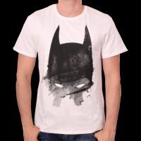 T-Shirt Batman DC Comics - Mask Paint M (MEBATMBTS035)
