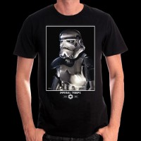 T-Shirt Star Wars - Imperial Troops M (MESWSTOTS018)