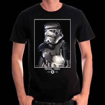 T-Shirt Star Wars - Imperial Troops S (MESWSTOTS018) купить