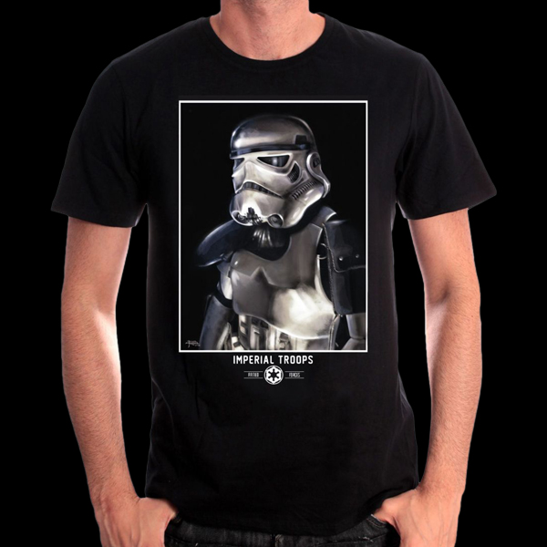 T-Shirt Star Wars - Imperial Troops S (MESWSTOTS018) купить