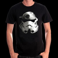 T-Shirt Star Wars - Trooper Star L (MESWSTOTS089)
