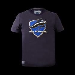 Vega Squadron T-Shirt L Dark Blue