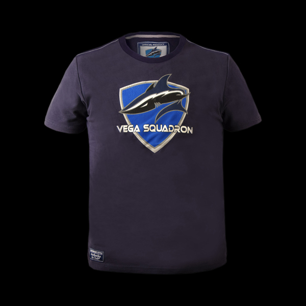 Vega Squadron T-Shirt M Dark Blue купить