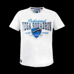 Vega Squadron T-Shirt M White