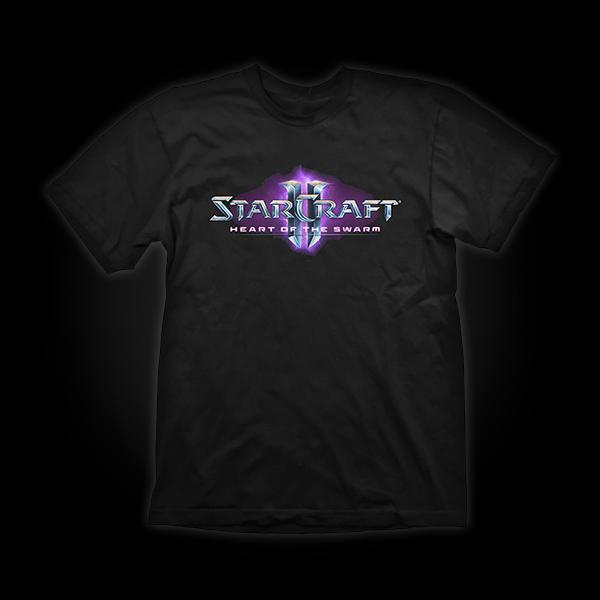 Starcraft II T-Shirt Heart Of The Swarm S купить