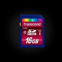 Transcend 16 GB SDHC UHS-1 Ultimate TS16GSDHC10U1