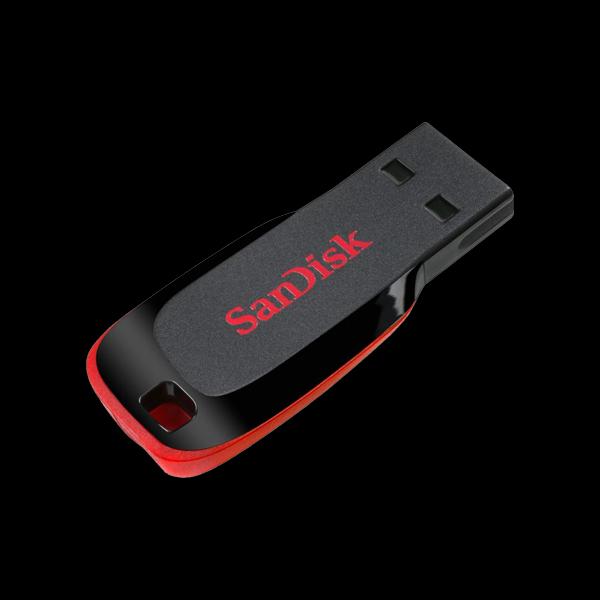SanDisk 128GB Cruzer Blade (SDCZ50-128G-B35)
