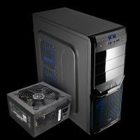 AeroCool PGS V3X Advance Evil Blue (4713105954906) + Aerocool VX-550