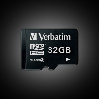 Verbatim 32GB MicroSD (43963)