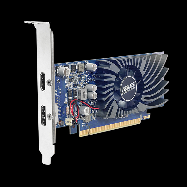 Asus GeForce GT1030 2GB DDR5 low profil (GT1030-2G-BRK) купить