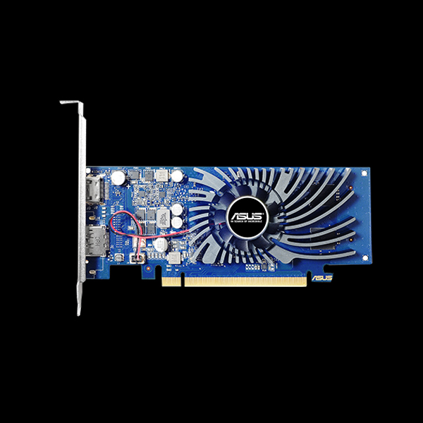 Asus GeForce GT1030 2GB DDR5 low profil (GT1030-2G-BRK) цена
