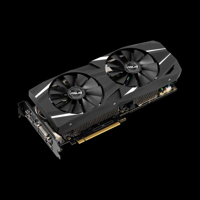 Asus GeForce RTX 2060 Dual Advanced Edition (DUAL-RTX2060-A6G) купить