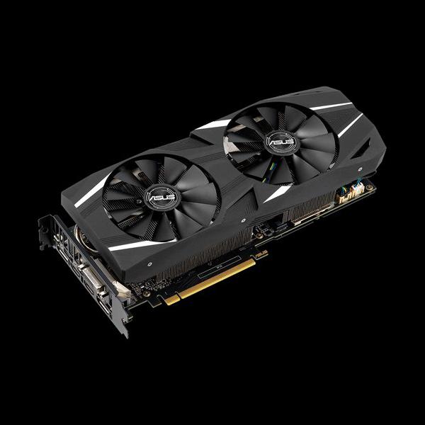 Asus GeForce RTX 2060 Dual Advanced Edition (DUAL-RTX2060-A6G)