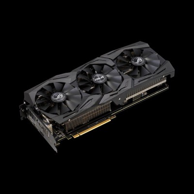 Asus GeForce RTX 2060 ROG Strix Gaming OC (STRIX-RTX2060-O6G-GAMING) купить