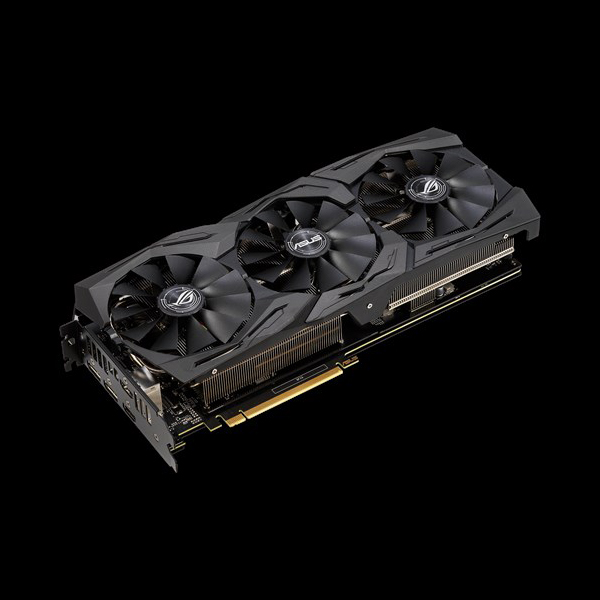 Asus GeForce RTX 2060 ROG Strix Gaming (STRIX-RTX2060-6G-GAMING)