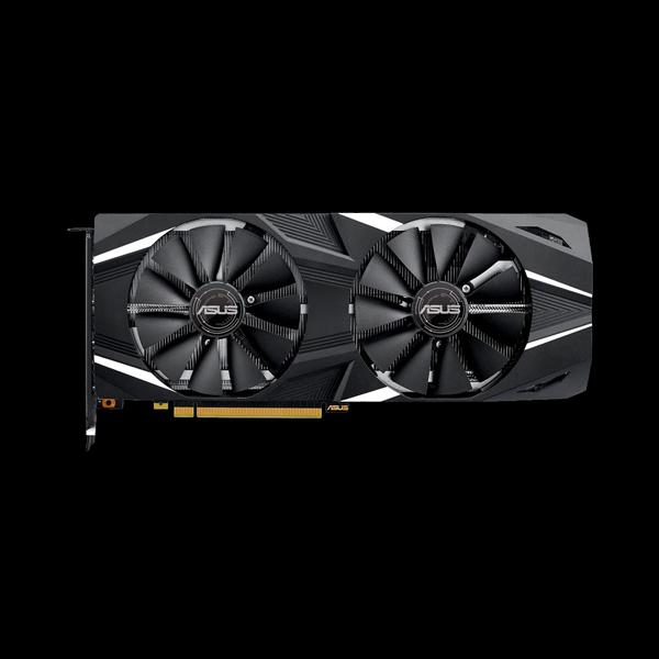Asus GeForce RTX 2070 DUAL Advanced (DUAL-RTX2070-A8G) купить
