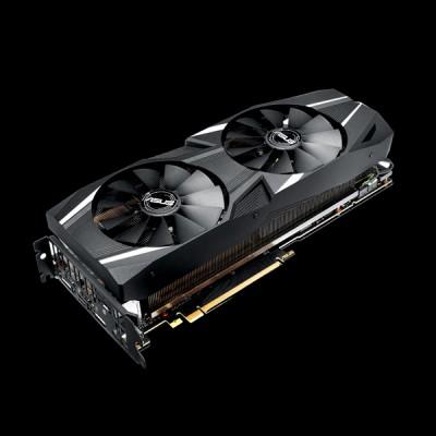 Asus GeForce RTX 2070 DUAL OC (DUAL-RTX2070-O8G) купить