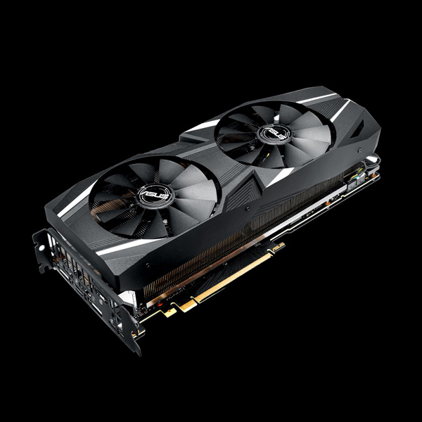 Asus GeForce RTX 2070 DUAL OC (DUAL-RTX2070-O8G)