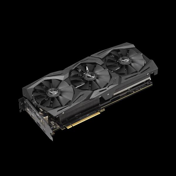 Asus GeForce RTX 2070 STRIX GAMING Advanced (STRIX-RTX2070-A8G-GAMING)