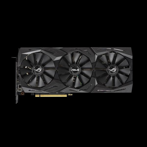 Asus GeForce RTX 2070 STRIX GAMING Advanced (STRIX-RTX2070-A8G-GAMING) стоимость