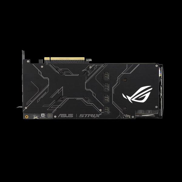 Asus GeForce RTX 2070 STRIX GAMING Advanced (STRIX-RTX2070-A8G-GAMING) цена