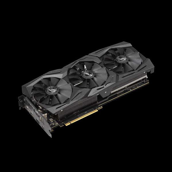 Asus GeForce RTX 2070 STRIX GAMING OC (STRIX-RTX2070-O8G-GAMING) купить